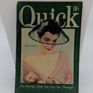 Quick Magazine February 11th, 1952